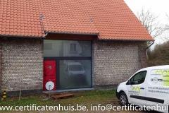 Blowerdoortest-Gent-Afsnee-Verbouwing