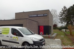 Blowerdoortest-Oosterzele-Certificatenhuis